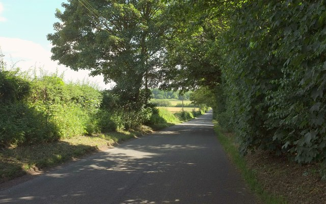 Road to Pershore