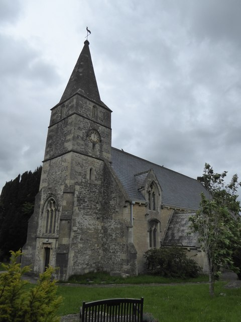 St Michael and all Angels church, Hilperton
