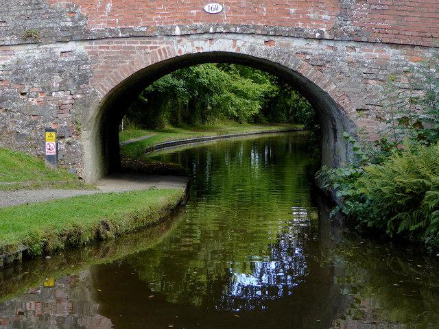 Belmont Bridge east of Weston Rhyn, Shropshire