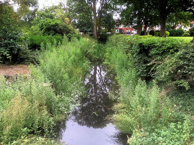 Moat in Ashes Playing Fields