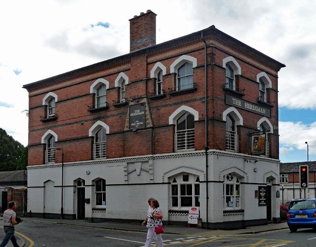 The Herdsman, Widemarsh Street, Hereford