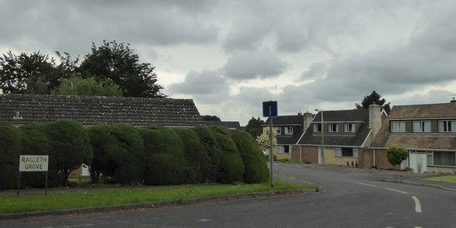 Ragleth Grove, off Victoria Road, Trowbridge