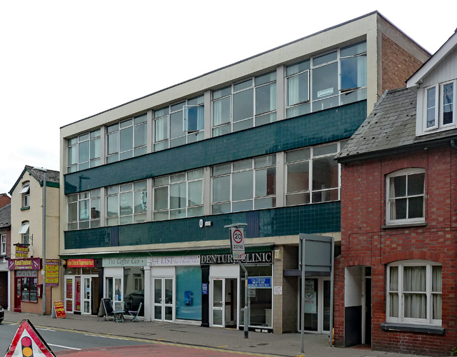 72-80 Widemarsh Street, Hereford