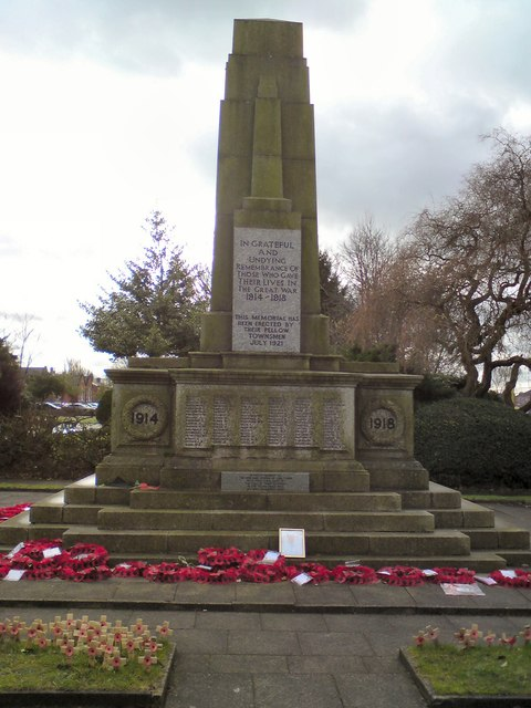 Denton War Memorial