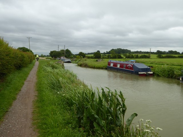 Site of a bridge, Kennet and Avon Canal