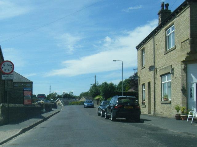 Norwood Green Hill