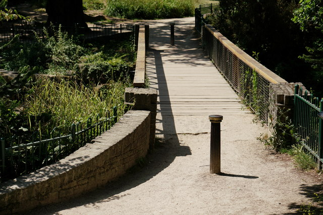 Bridge in Crystal Palace Park