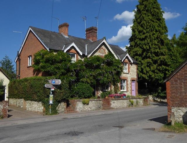 Houses in Selborne
