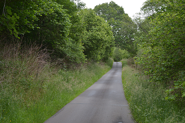 Road up Glen Machrie