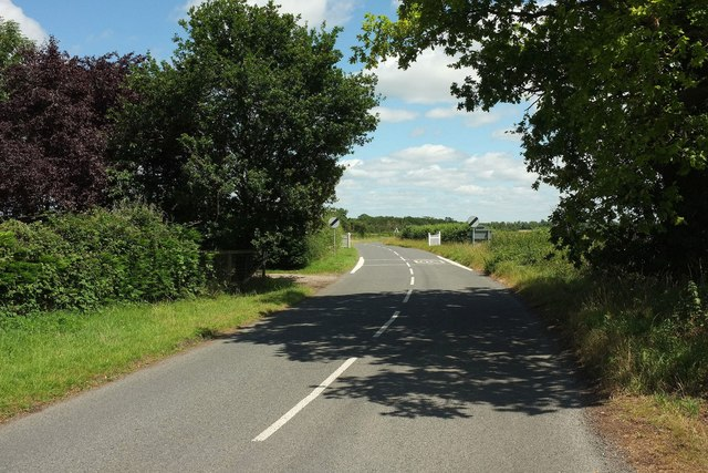 Road at High Green