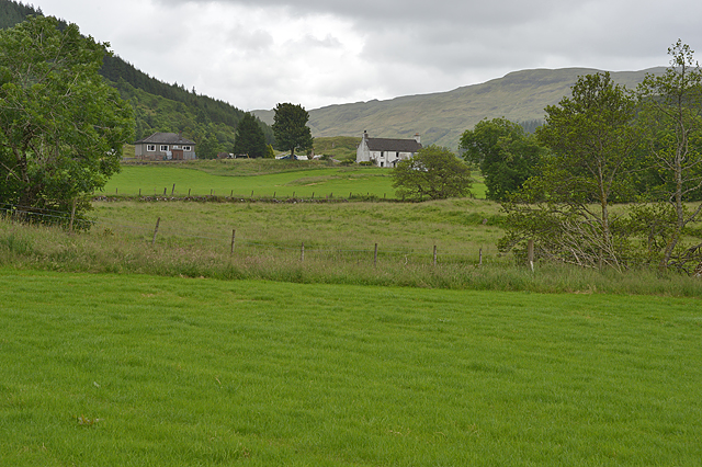 Fields near Glenmachrie