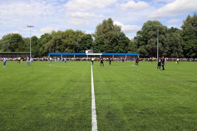 The City Stadium