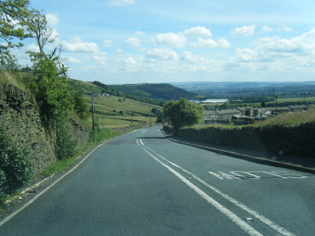 Bradshaw Lane looking south