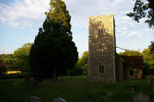 St Mary's Church, Little Blakenham