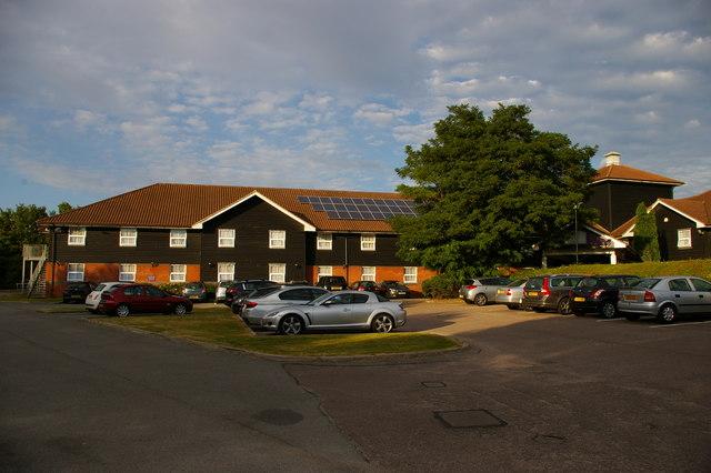 Premier Inn, Ipswich North (off Paper Mill Lane, Claydon)