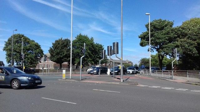 Breeze Hill Traffic Light Junction