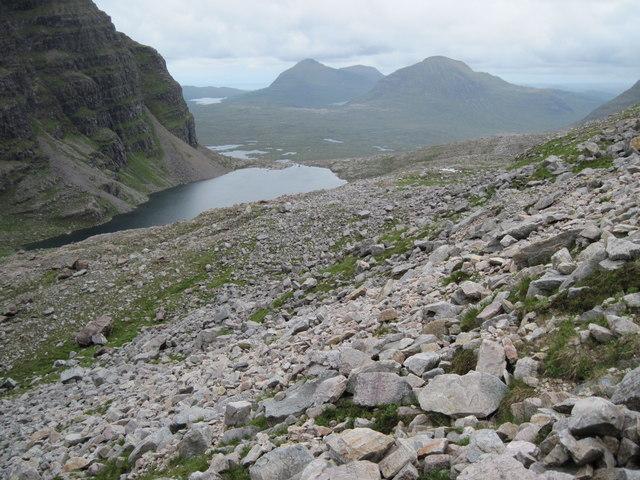 Hillside of Ruadh-stac Mòr