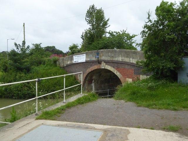 Semington Bridge (east side)