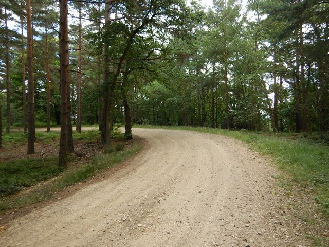 Off-Road Test Track at White Hill