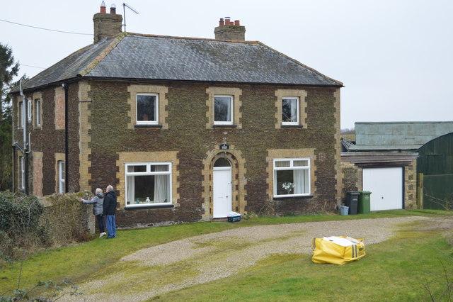 Cottage by Downham Bridge