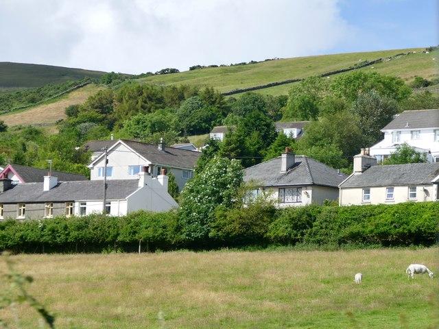Houses at Glen Mona
