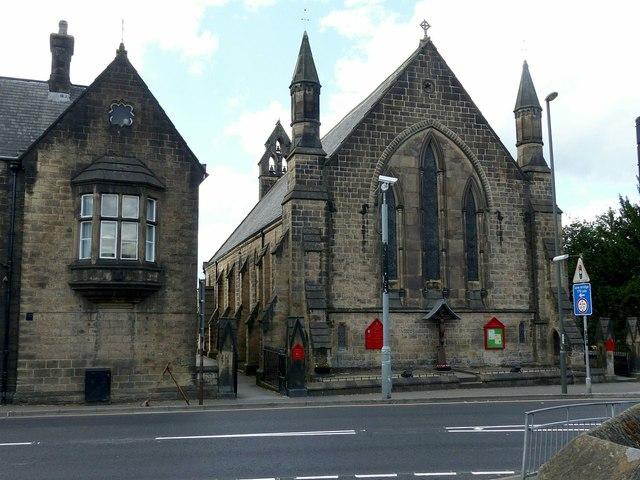 Christ Church, Belper