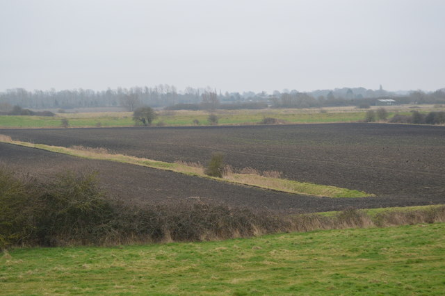 Fens and ditches