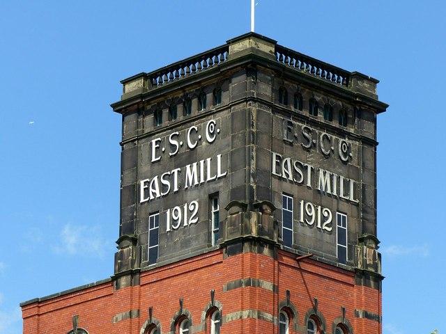East Mill, Belper