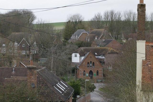 Chapel in East Ilsley