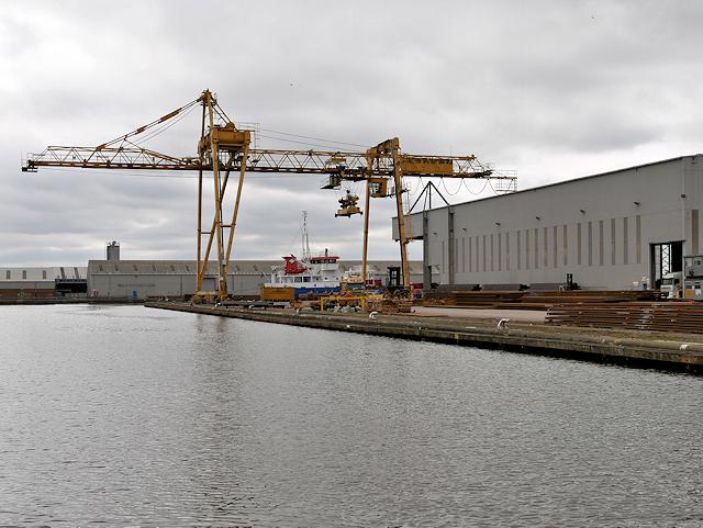 Ship Dock, Goole