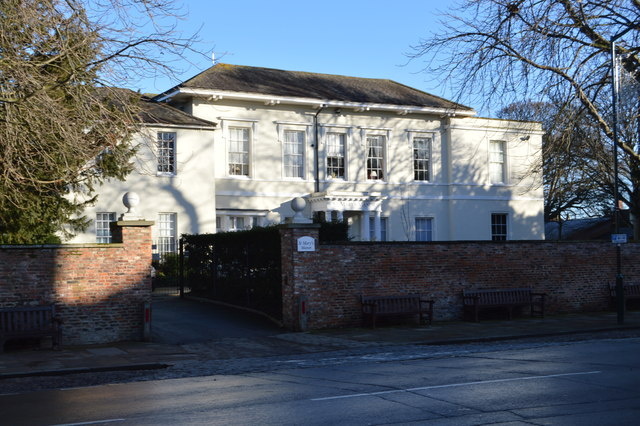 St Mary's Manor