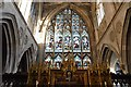 TA0339 : Church of St Mary - stained glass windows by N Chadwick