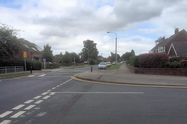 Goole, Western Road