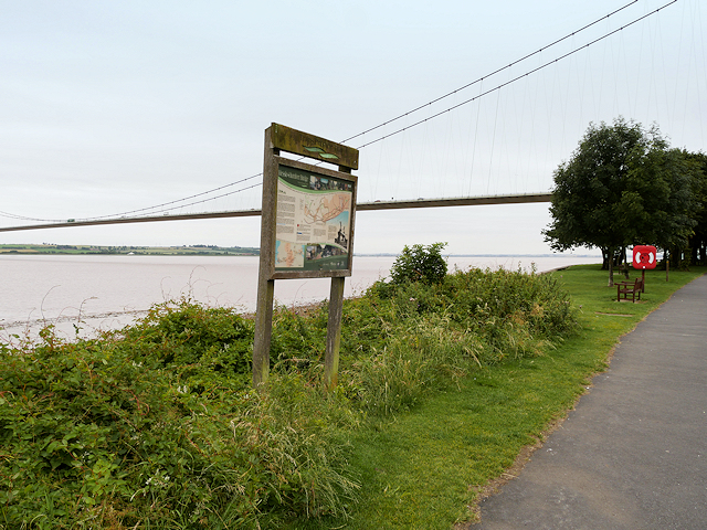 River Humber, Hessle Foreshore