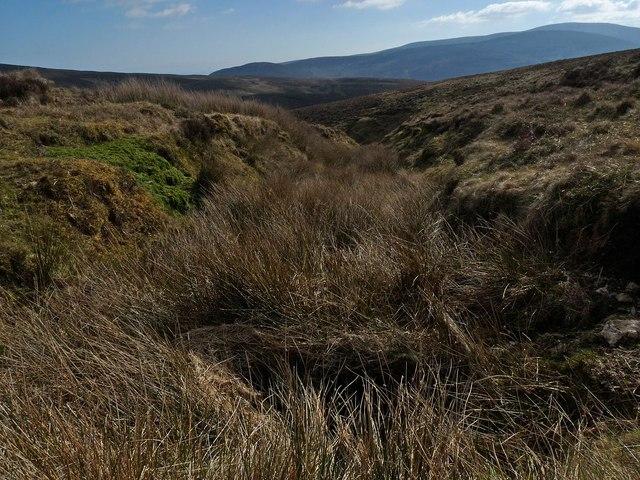 Tributary of the Allt na Larach Ruaidhe, Sutherland