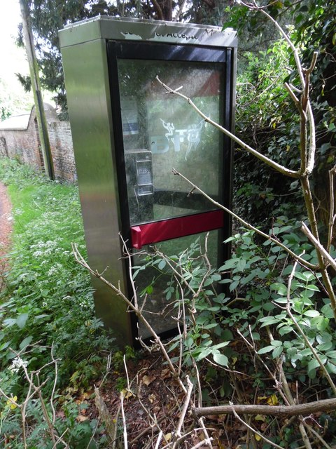 KX300 Telephone Kiosk in Aston Rowant