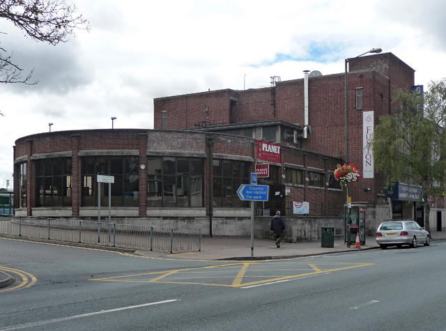 Odeon, Commercial Road, Hereford