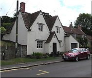 ST6883 : Grade II listed The Nook, Wotton Road, Iron Acton by Jaggery