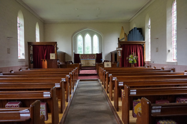 Holy Trinity Church, Dacre Banks