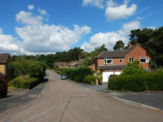 Camberley - Arundel Road