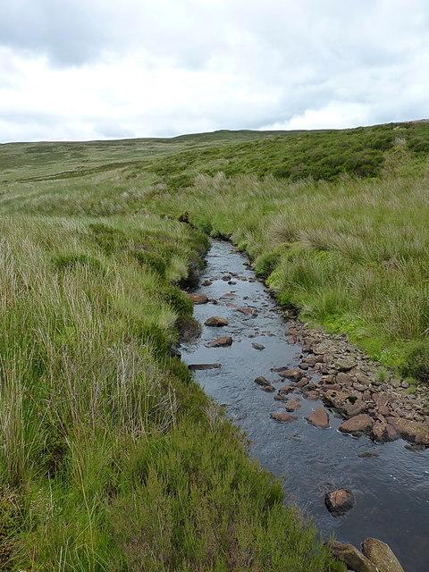 The Afon Hirddu Fach