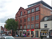 SO5140 : 58 Commercial Road, Hereford by Stephen Richards
