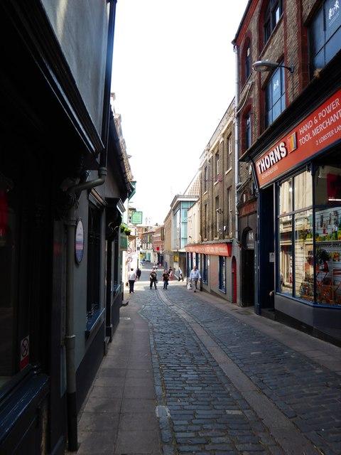 Lobster Street