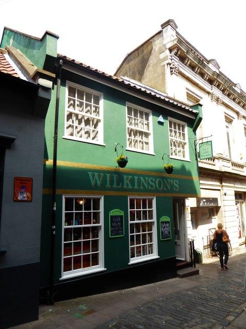 Wilkinson's, Lobster Lane
