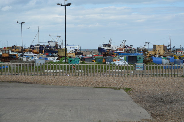 Hastings Harbour