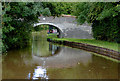 SJ3432 : Polletts Bridge east of Hindford in Shropshire by Roger  Kidd