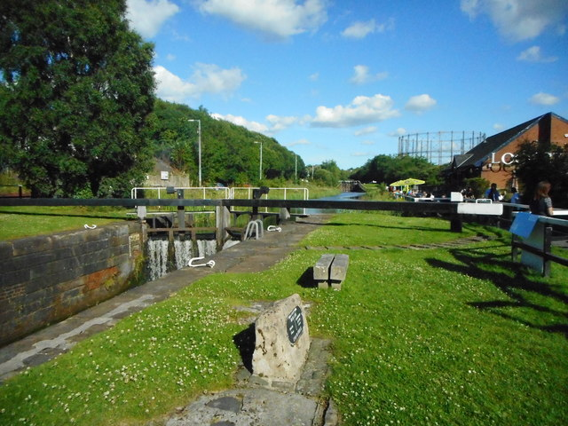 Lock 27, Forth & Clyde Canal