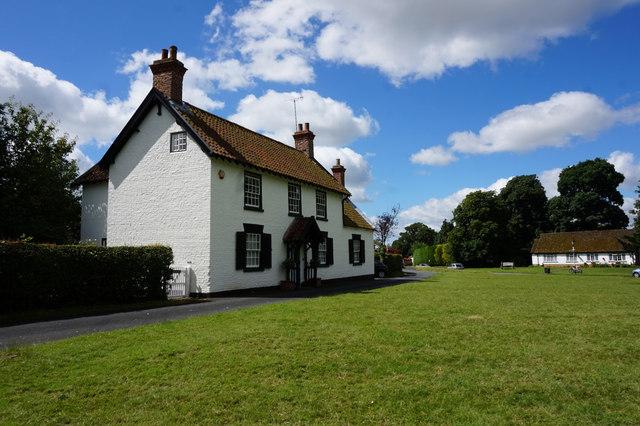 House on School Green, Bishop Burton