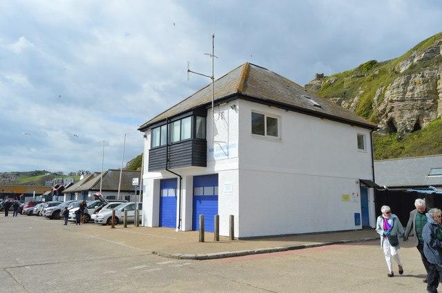 HM Coastguard Hastings