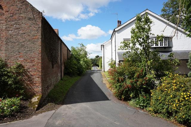 Church Lane, Bishop Burton